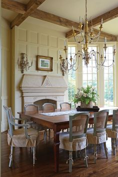 A little French country, a tiny bit Tuscan, and just-enough English Manor, this Vestavia Hills home and garden nod to European influences without adhering to strict guidelines.