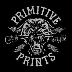 Primitive Prints - Summer 2014 Collection on Behance