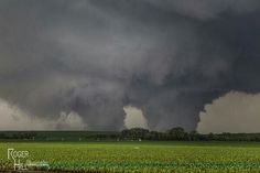 How Did The Rare Twin Tornadoes in Nebraska Form? tornado near Stanton was at least an and tornado (the one that hit Pilger) was at least an according to the NWS in Omaha. Weather Cloud, Wild Weather, Weather Storm, Tornados, Thunderstorms, Severe Weather, Extreme Weather, Natural Phenomena, Natural Disasters