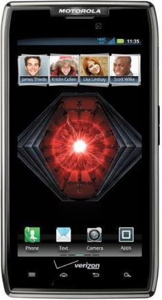 Motorola DROID RAZR MAXX 4G Android Phone, Black 32GB  (Verizon Wireless) by Motorola,
