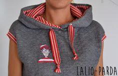 La Lio: RUMS…#39 SERONDA..donde está la cola???