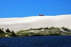 Silver Lake Dunes, Michigan...many, many wonderful memories there.