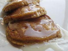 Chef Tess Bakeresse: carrot cake pancakes