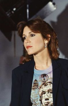 Celebrity Carrie Fisher