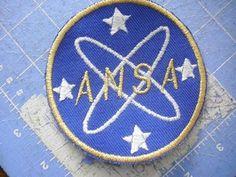 POTA ANSA Sew On Patch by AtomicWear on Etsy, $10.00
