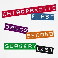 I may be a pharmacist... But I love my chiropractor and massage therapist more than drugs!!!
