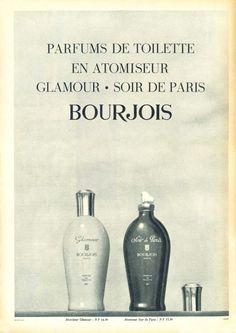 1000 images about soir de paris de bourgeois on pinterest de paris perfume and vintage perfume. Black Bedroom Furniture Sets. Home Design Ideas