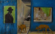 Wild Life, Home Art, Yoga, Painting, Inspiration, Biblical Inspiration, Painting Art, Wildlife Nature, Paintings