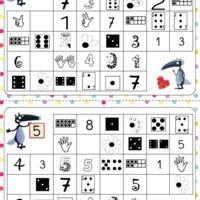 """Voici une contribution de Sandrine : """"Promenons-nous dans les nombres"""" est un atelier autonome de numération inspiré du chemin du petit Poucet (à voir ici ). Il est destiné aux élèves de gs... Grande Section, Voici, Games, Gabriel, Architecture, Activities, Montessori Kindergarten, Mathematical Practices, Game Mechanics"""