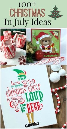34 Best Christmas In July Decorations Images In 2018 Christmas