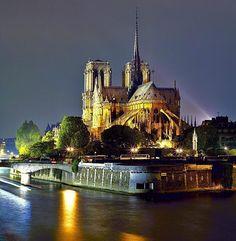 Catedrais Medievais: Se a catedral de Notre Dame falasse, o quê diria?