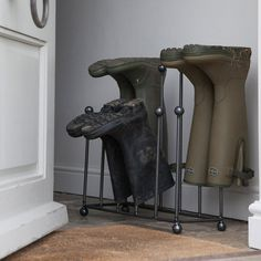 Farringdon Welly Boot Stand