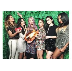 Photos: Debby Ryan With Fifth Harmony, Maia Mitchell, Adam Sandler