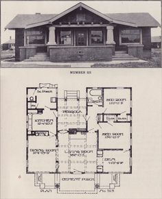 1000 Images About Vintage Homes On Pinterest Bungalows