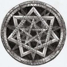 Seven Pointed Star... Square The Circle... Mysteries Hidden For Eons... Open In New Dawn...