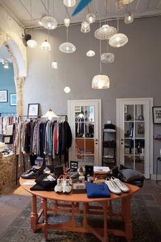Numero 13 Design shop, Neve Tzedek, Tel Aviv, Photo by Boaz Lavi