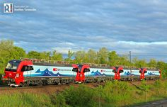 [CH] LokRoll and SBB Cargo International receive another four Vectrons – Railcolor Train Truck, Swiss Railways, European Countries, Locomotive, Switzerland, Netherlands, Britain, Germany, How To Plan