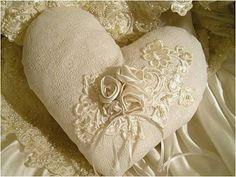 Сердечки, звездочки и подушки в стиле SHABBY CHIC. Комментарии : LiveInternet - Российский Сервис Онлайн-Дневников