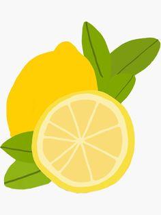Lemon Clipart, Lemon Drawing, Applique Towels, Big Little Shirts, Lemon Party, Food Stickers, Guache, Dollar Tree Crafts, Rainbow Bridge