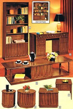 vintage mod sears kitchen   1971 Sears Pacesetter collection   Nostalgia   Pinterest