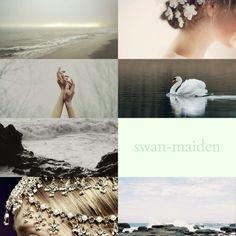 Eärwen 2/2:  Olwë's daughter.