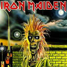Iron Maiden Album Covers | MetalSucks | LET'S ARGUE ABOUT IRON MAIDEN ALBUM ART