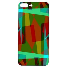 Rainbow colors palette mix, abstract triangles, asymmetric pattern iPhone 7/8 Plus Soft Bumper UV Case #phone #cases #iphone #apple #mobile Iphone 7, Iphone Cases, Palette, New Phones, Triangles, Rainbow Colors, Soaps, Creative Design, Abstract
