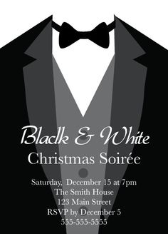black and white gala poster black and white gala new year s eve