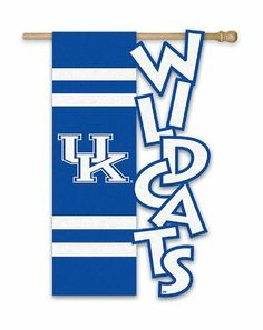 "University of Kentucky Garden Flag by Fans With Pride. $11.34. Perfect for yourself or as a gift!. Garden Size 12.5"" x 18"". This University of Kentucky Garden Flag is the perfect gift for any college sports fan.. Save 33%!"