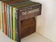 DIY Hacks & How To's: Multi-Book Secret Storage Compartment