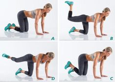 5 best workout for tone legs and slim thighs. Find out here easy exercises to lose thigh fat and tone legs fast at home to give amazing looks for your legs. Toning Workouts, Easy Workouts, At Home Workouts, Glute Exercises, Squat Workout, Training Exercises, Interval Training, Workout Plans, Lose Thigh Fat
