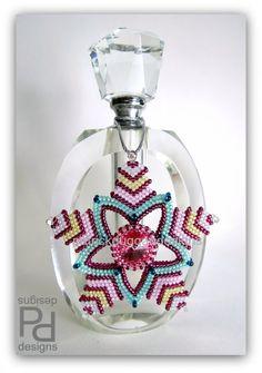 TUTORIAL for KingStar, a Christmas ornament by patrickduggandesigns