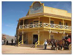 Old Tucson Movie Studio - DesertUSA