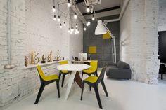 Gazeta.ru News Agency Office by Nefa Architects Moscow  Russia
