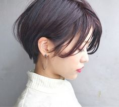 Hair Styles Asian Hair Pixie Cut Why Choosing Landau Uniforms And Scrubs Just Makes Sense As a profe Bob Hairstyles 2018, Choppy Bob Hairstyles, Short Hairstyles For Women, Pretty Hairstyles, Hairstyle Ideas, Asian Hair Pixie Cut, Short Hair Cuts, Short Hair Styles, Asian Hair Bob