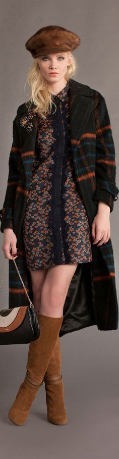 Trina Turk Fall 2016 Ready-to-Wear Fashion Show High Fashion, Fashion Beauty, Winter Fashion, Fashion Show, Womens Fashion, Fashion Walk, Classic Fashion, Trina Turk, Couture Fashion