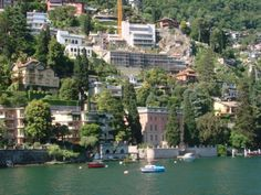 The Villas on Lake Lugano