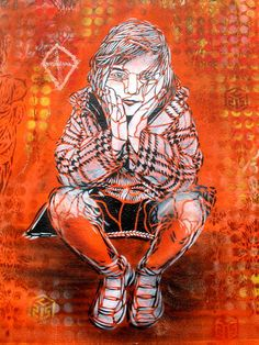 C215 - graffiti & street art Paris ( Bagnolet ) - day 3 | por _Kriebel_