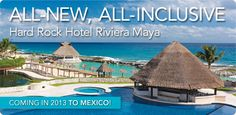Because everyone deserves rock star treatment, the Hard Rock Hotel Riviera Maya combines a family-friendly and adults-only section to create a one-of-a-kind experience for guests of all ages. Between the two, you'll find 1,266 private guestrooms, seven restaurants, a new dinner theatre venue, multiple bars, pools and much more.