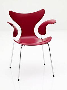 Dansk Møbel Design. Arne Jacobsen und Poul Kjaerholm für Fritz Hansen