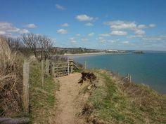 Pembrokeshire Coastal Path.