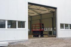 Unsere mobile Halle kann alles leisten, was ihr von einer stationären Halle erwartet.
