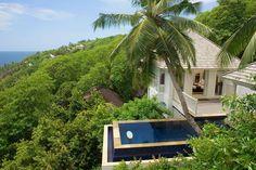 Si buscáis conocer un pedacito de África y disfrutar al máximo de un paisaje de playa y montaña os recomendamos el hotel Banyan Tree Seychelles para vuestra luna de miel a medida. http://ift.tt/2lHu6HA