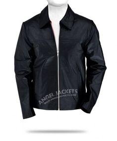 $189.00 - Layer Cake Daniel Craig Leather Jacket