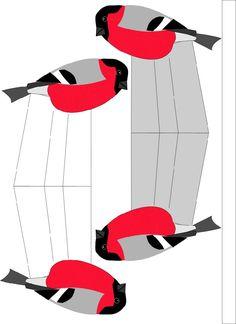 Papirklip og æsker er om æsker, ark til at lave æsker af, flettede hjerter, anden julepynt og papirmodeller