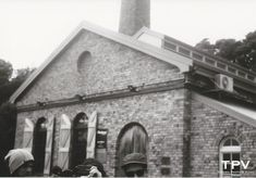 The Brickworks.  Shot on ILFORD FP4 125. Voigtlander Vitomatic Mk I