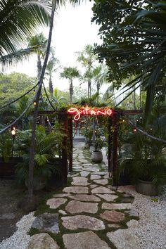 Gitano Tulum ~ Tulum, Mexico.  Bar & Restaurant