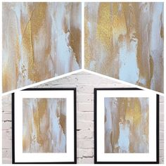 A personal favorite from my Etsy shop https://www.etsy.com/au/listing/248916940/free-shipping-two-8x10-metallic-gold-and