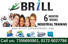 Find best #industrial_training_institute in Mohali with top services. #Brillcareer gives practical training and also work with live projects. We are the supreme organization which provides the best #industrial_training.