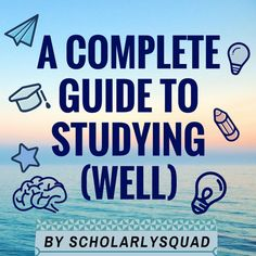 Links to staying motivated about studying and other useful things